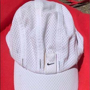 Nike White hat
